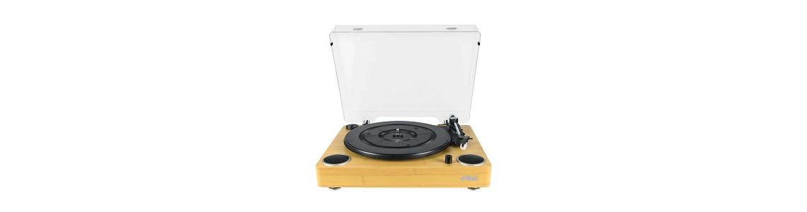 Kasetofoni in gramofoni