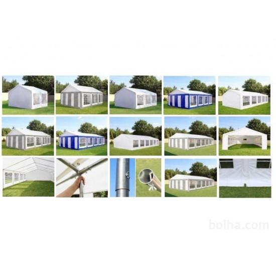 Prireditveni šotor 5x10 - 240g/m2