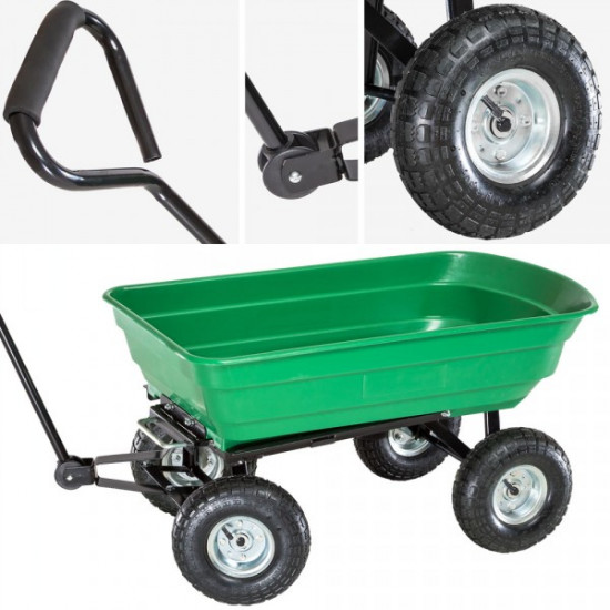 Ročni voziček 400913