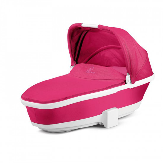 Quinny košara za voziček - Pink Passion
