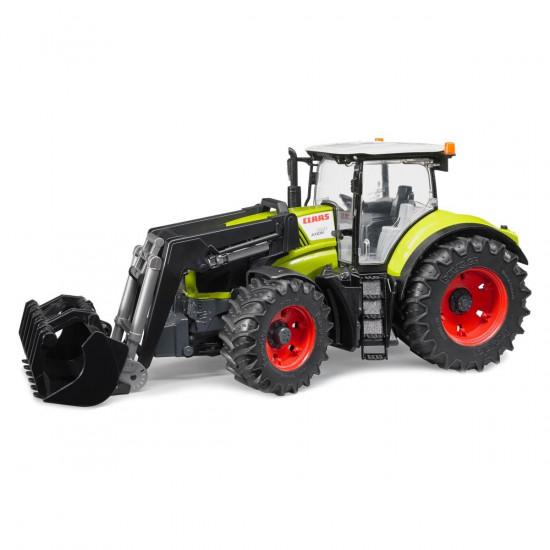 Bruder traktor Class Axion 950 s sprednjo nakladalko