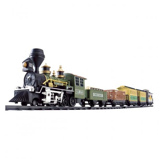Goldlok set continental express vlak