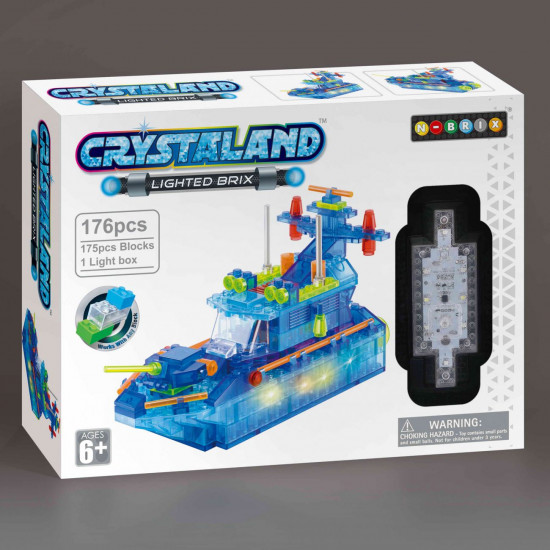 Crystaland - Patruljni čoln