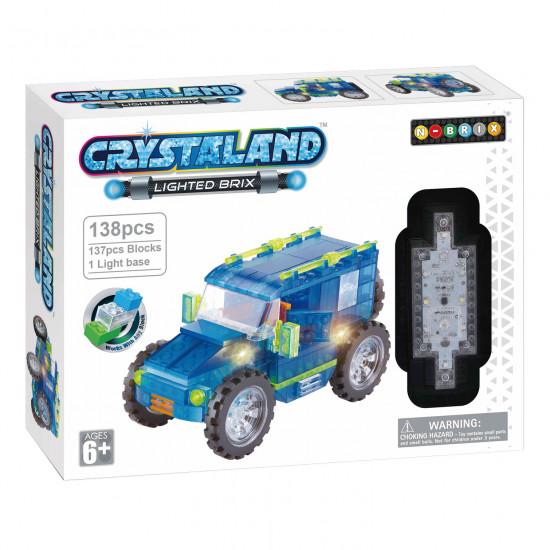 Crystaland Terensko vozilo