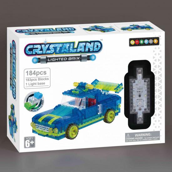 Crystaland Tovorni avto