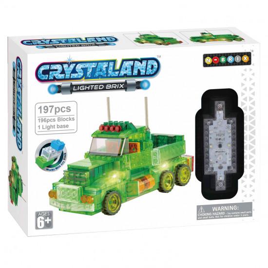 Crystaland Tovornjak