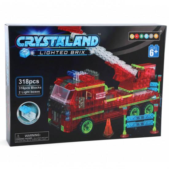 CrystaLand - Gasilsko vozilo