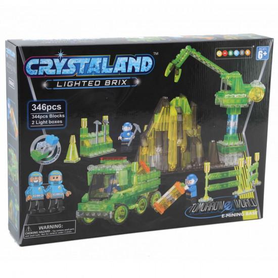 CrystaLand Vesoljski rudnik