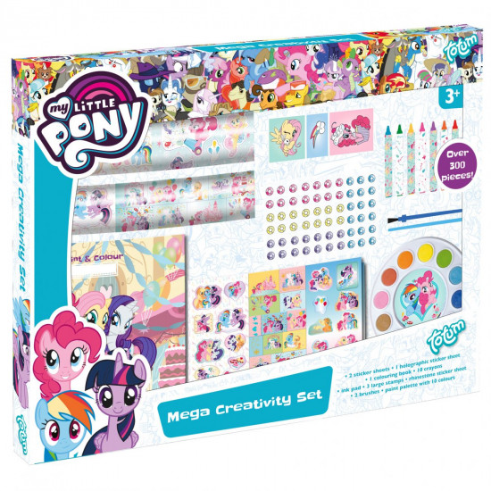 My Little Pony ustvarjalni set