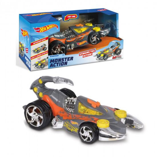 Hot Wheels Monster Scorpedo L&S 23 cm avtomobil