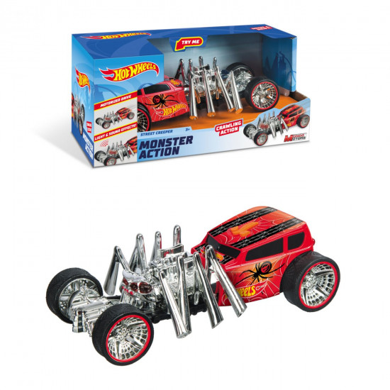 Hot Wheels Monster Street Creeper L&S avtomobil