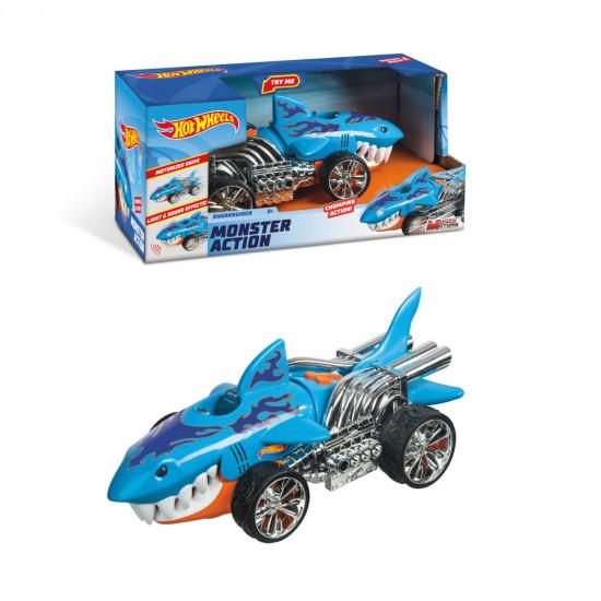 Hot Wheels Monster Sharkruiser L&S 23 avtomobil