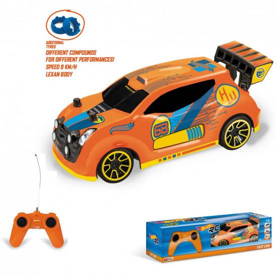 Hot Wheels R/C Fast 4WD avtomobil