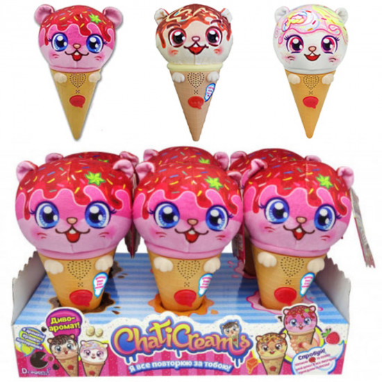 Govoreči sladoled Chati Creams