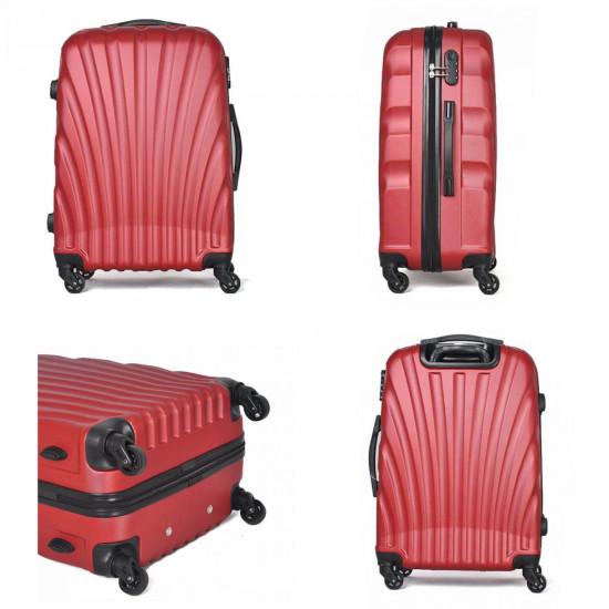 Potovalni kovček ABS 314129