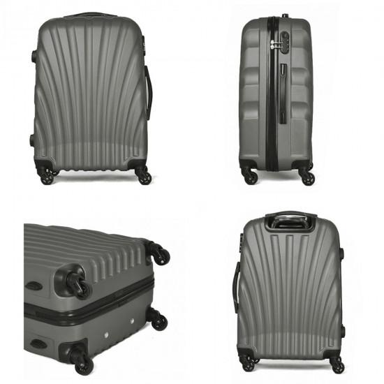 Potovalni kovček ABS 190550