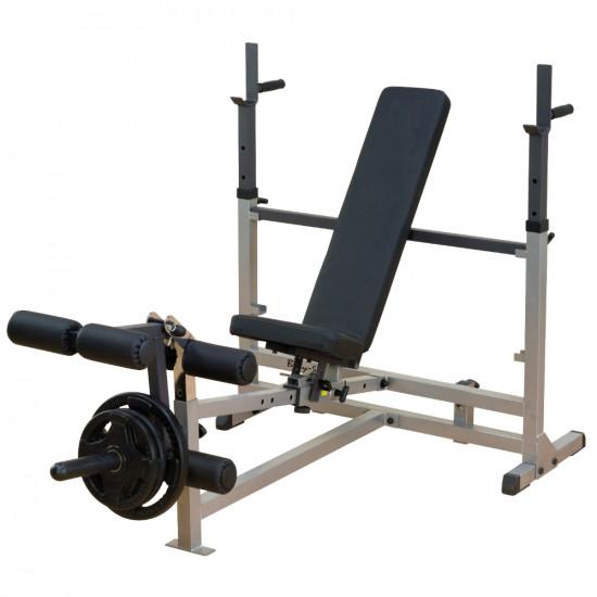 GDIB46L Body-Solid Bench