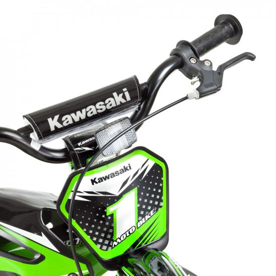 "Otroško kolo Kawasaki Sairensa 16"" - model 2018"