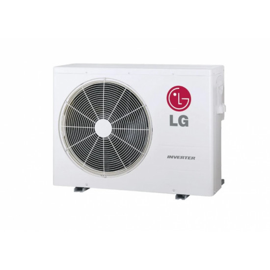 LG klima naprava Deluxe (DC12RQ.UL2) - zunanja enota