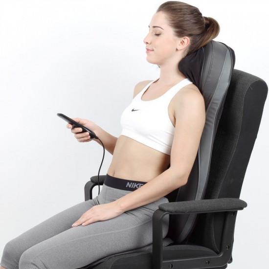Naipo shiatsu masažna naprava MGM-C11C za hrbet