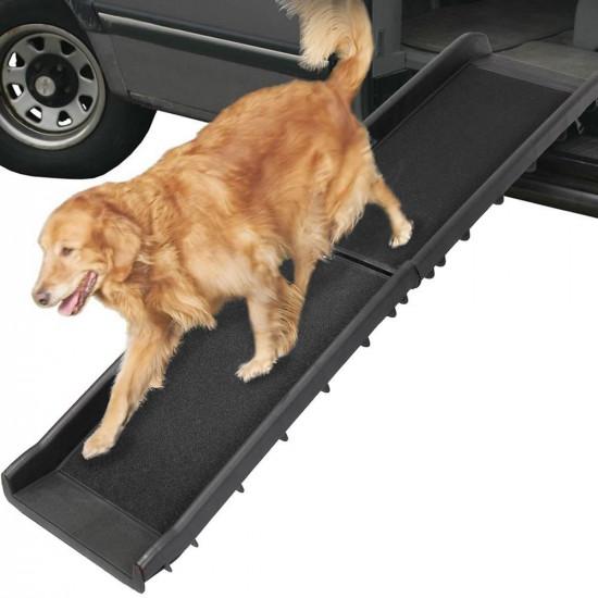 Zložljiva rampa za pse