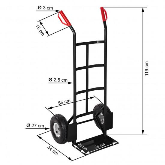 Ročni voziček 402384