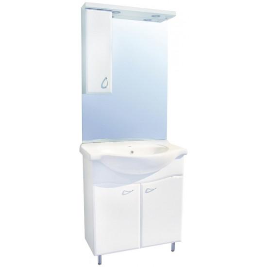 Sanotechnik kopalniški sestav Sanremo Lux 75