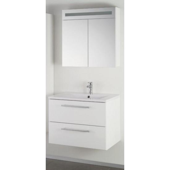 Sanotechnik kopalniški set z osvetlitvijo Fiora 70