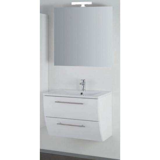 Sanotechnik kopalniški set z ogledalom Sweet 70