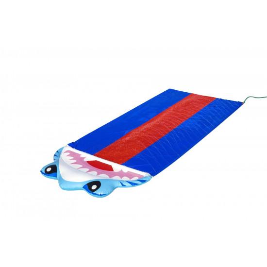 Vodna drsalnica Bestway Splashy Shark H20G0!™ 4,88 m