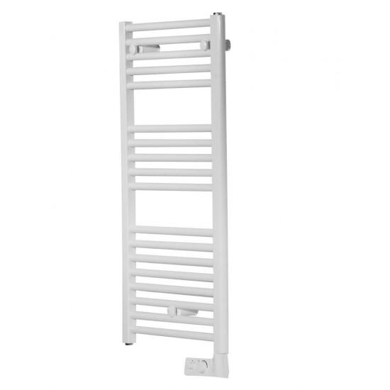 Sanotechnik električni kopalniški radiator Innsbruck 750W beli, ploščat