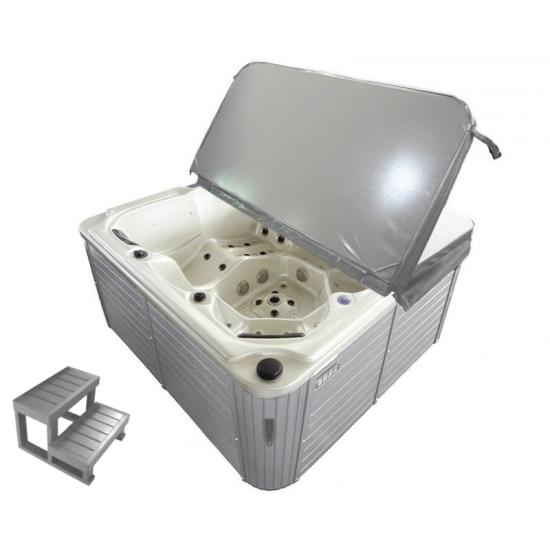 Sanotechnik masažni bazen Oasis Maxi beli