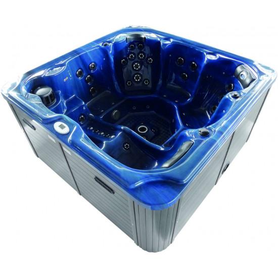 Sanotechnik masažni bazen Oasis Maxi moder
