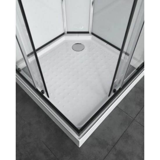 Sanotechnik kompletna tuš kabina Epic 2, kvadratna 90x90