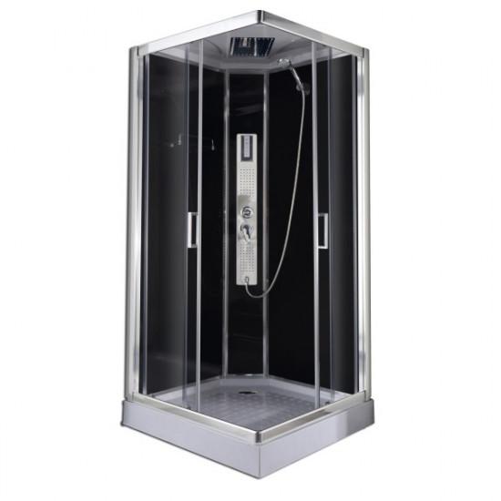 Sanotechnik masažna kompletna tuš kabina Trend 2 90x90