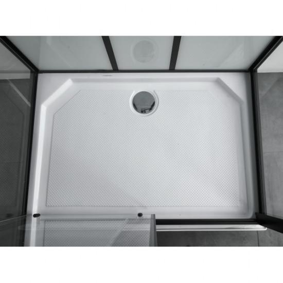 Sanotechnik kompletna tuš kabina Sky 3, pravokotna 120x80