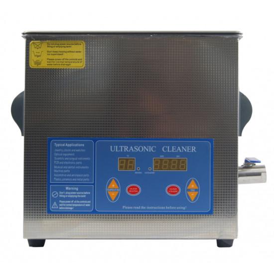 Ultrazvočni čistilec 6L