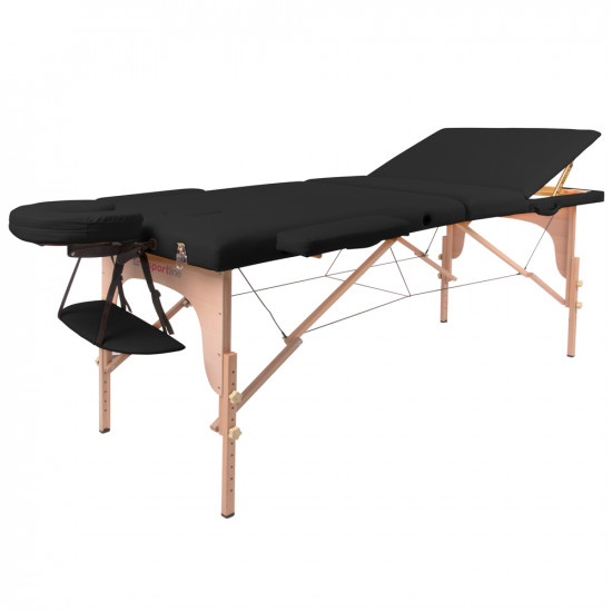 Lesena masažna miza Japane