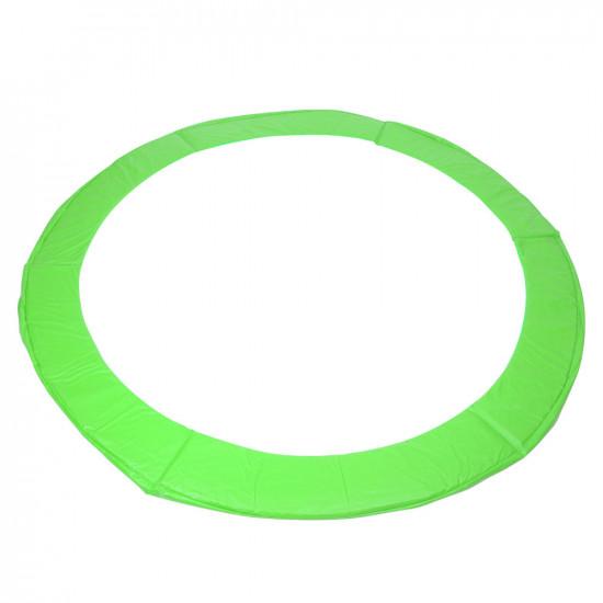 Obroba za trampolin 244 cm - zelena