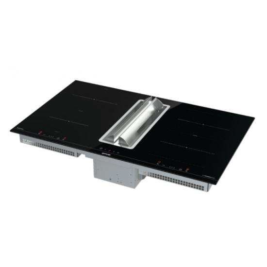 Gorenje indukcijska kuhalna plošča z napo HET945XSC