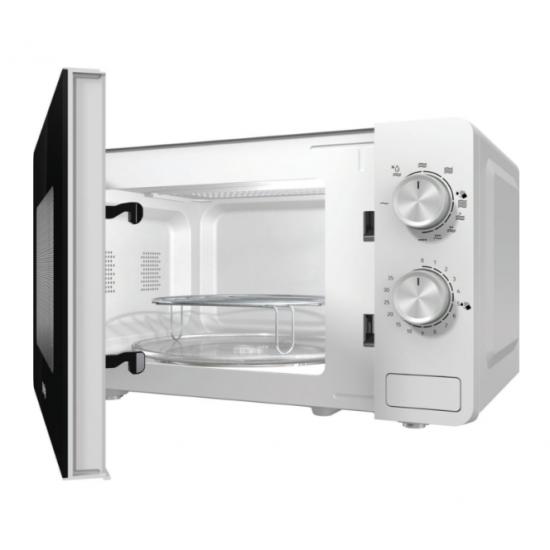 Gorenje mikrovalovna pečica z grilom MO20E2W