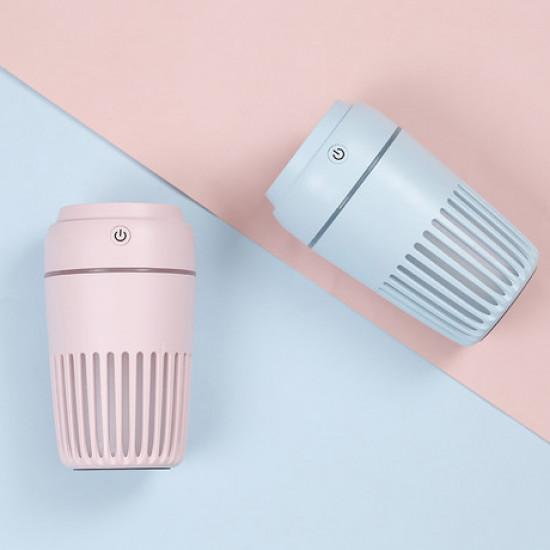 Platinet PMAH vlažilec zraka + LED lučka/osvetlitev roza