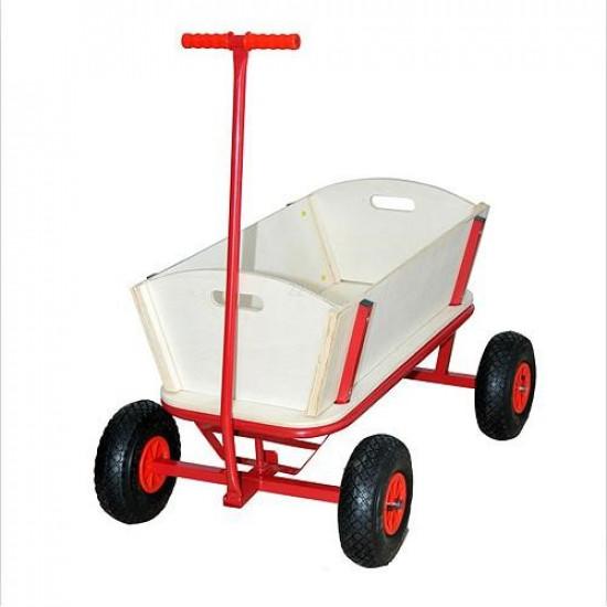 Ramda ročni voziček 50L 100kg