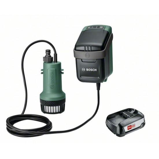 Baterijska črpalka BOSCH GardenPump 18