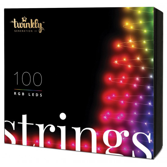 Pametne lučke Twinkly - String 100 LED