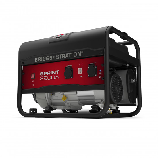 Agregat B&S Sprint 2200A 1700W/2,125kVA