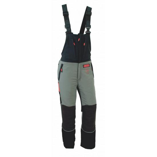 Oregon zaščitne hlače z naramnicami Fiorland razred I št.54/56 (XL)