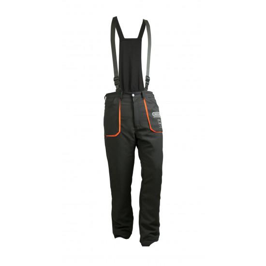 Oregon zaščitne hlače z naramnicami Yukon razred I št.42/44 (S)