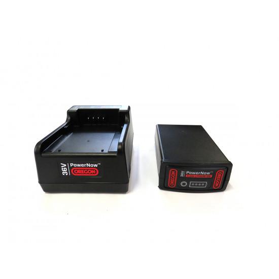 Oregon škarje baterijske HT255E z baterijo B400E in polnilcem C600