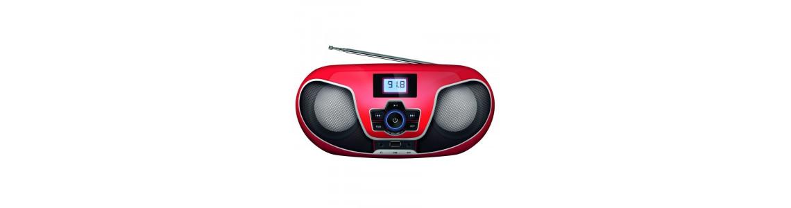 Radio in CD predvajalniki
